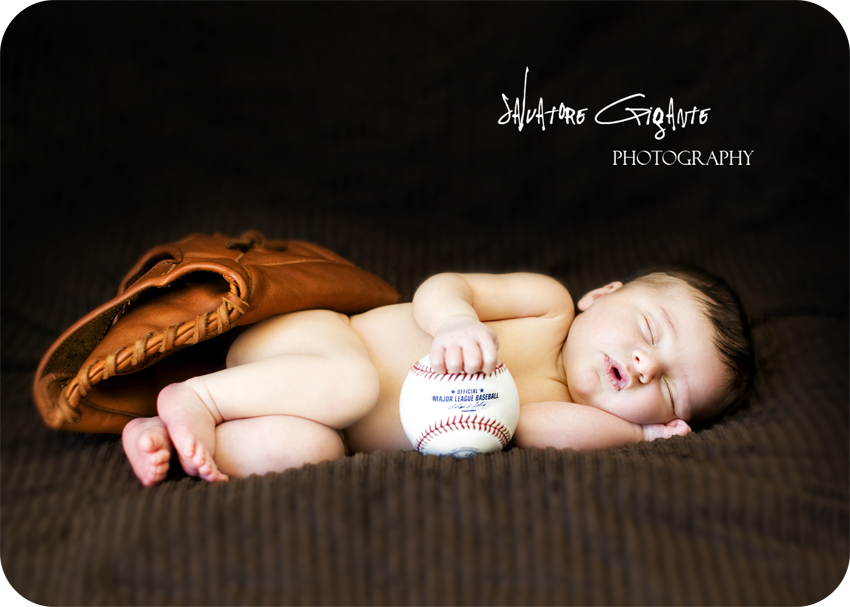 Salvatore new jersey newborn baby childrens portrait photographer